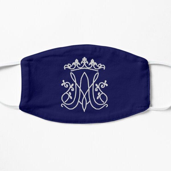Monogramme Ave Maria Masque sans plis