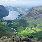 Wast Water, Lake District National Park by strangelight