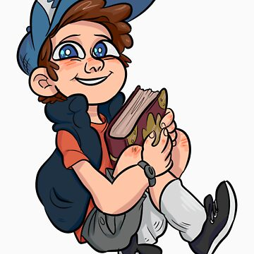 dipper pines sticker by isaaclivengood