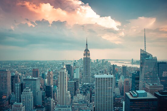 Empire State by Jeremy Lusk