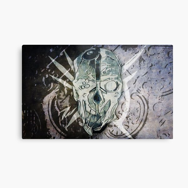 Avenging Spirit Metal Print