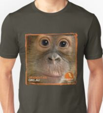 Orangutan Eyes - Windows to their Soul T-Shirt