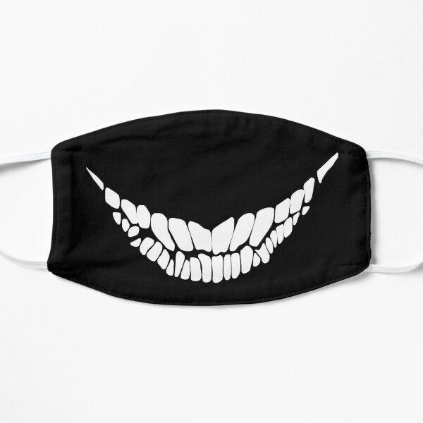 Sourire Masque sans plis
