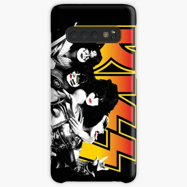 KISS Rock Band Rock & Roll All Nite Spaceman Catman Starman Demon Samsung Galaxy Snap Case