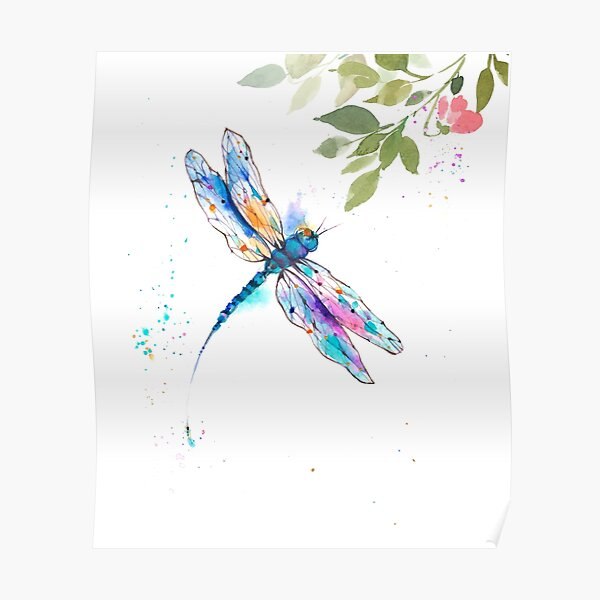 Dragonfly II Poster