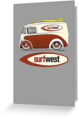 SurfWest Austin Surf Van by velocitygallery