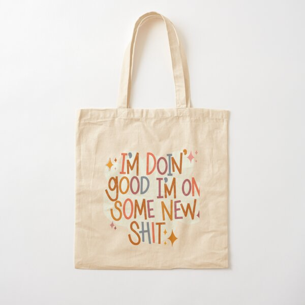 The One  Cotton Tote Bag