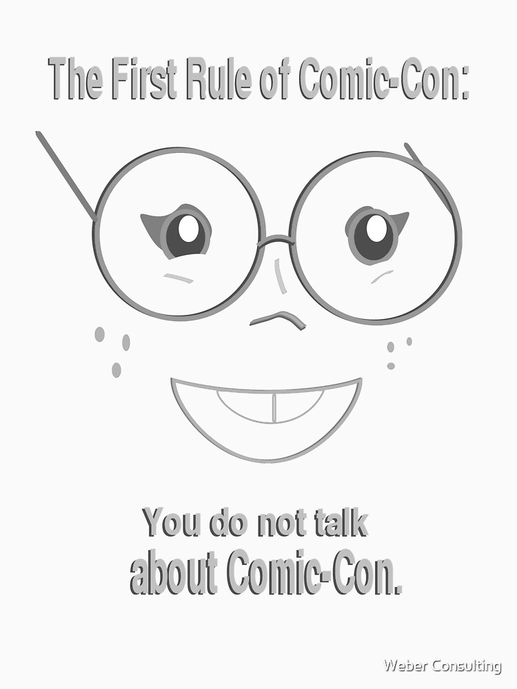 First Rule of Comic-Con... by HalfNote5
