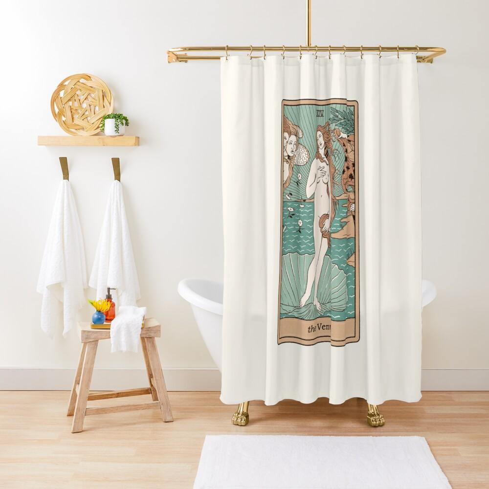 The Venus Shower Curtain