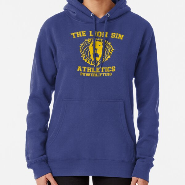 The Lion Sin Athletics - Seven Deadly Sins Pullover Hoodie