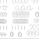 Merrill's Handwriting Exercises by designobserver
