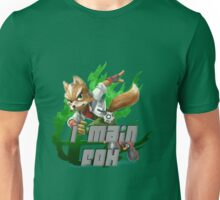 I MAIN FOX Unisex T-Shirt