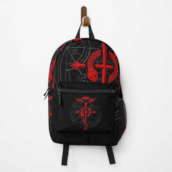 Fullmetal Alchemist Flamel Backpack