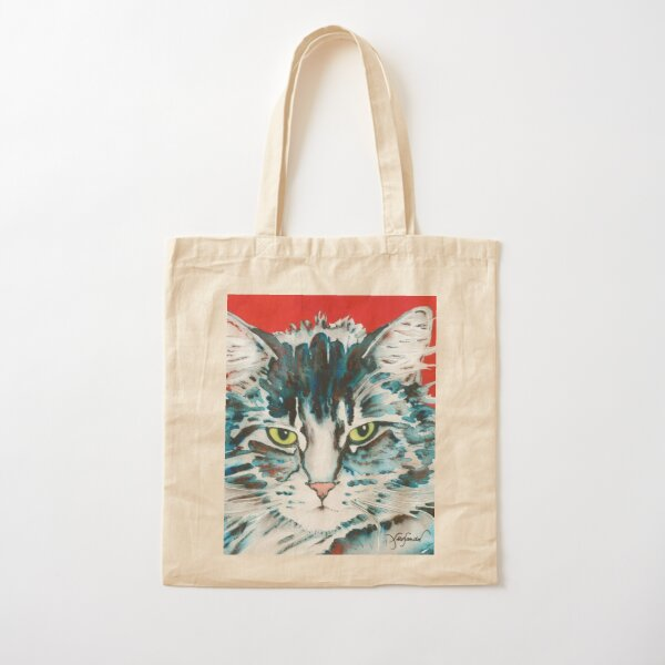 Kenna Cotton Tote Bag