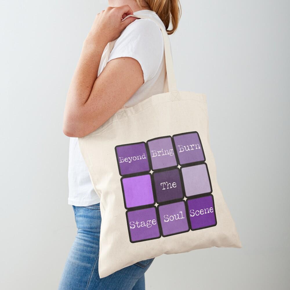 BTS Cube Tote Bag
