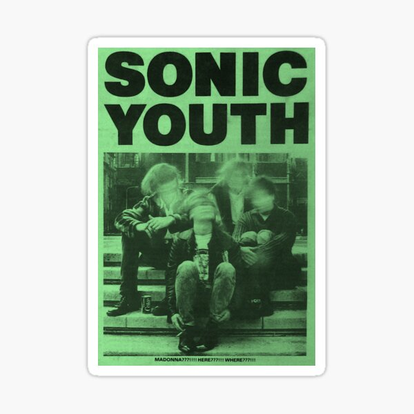 la vive jeunesse Sticker