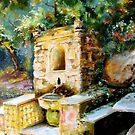o fontanario do humilde convento.. by Almeida Coval