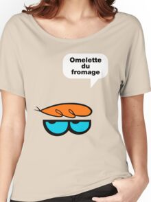 Omelette du fromage Women's Relaxed Fit T-Shirt