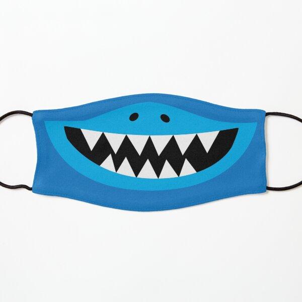 Kids Face Mask Shark Teeth Smiling Kids Mask