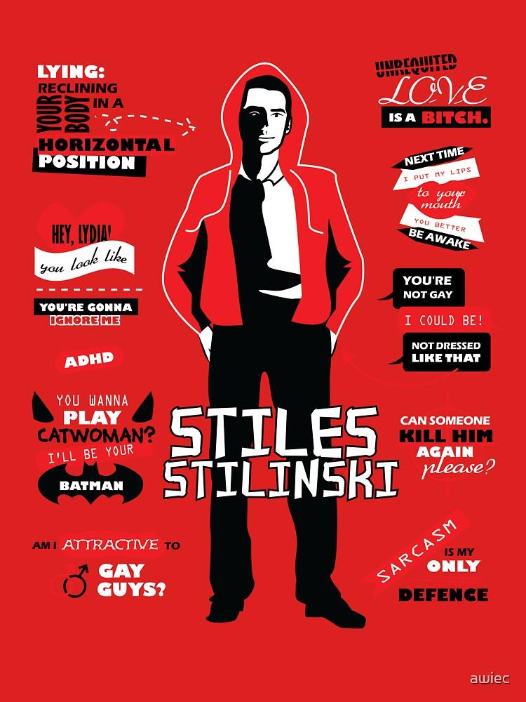Stiles Stilinski Quotes Teen Wolf By Awiec