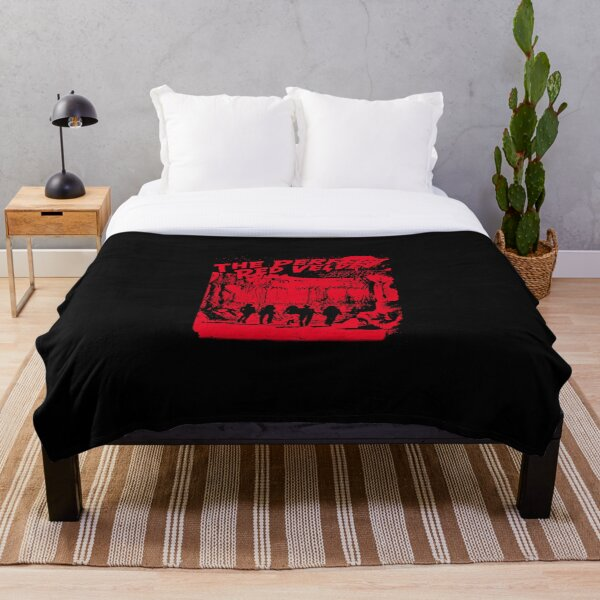 Red Velvet - Bad Boy (Ver Red) Throw Blanket