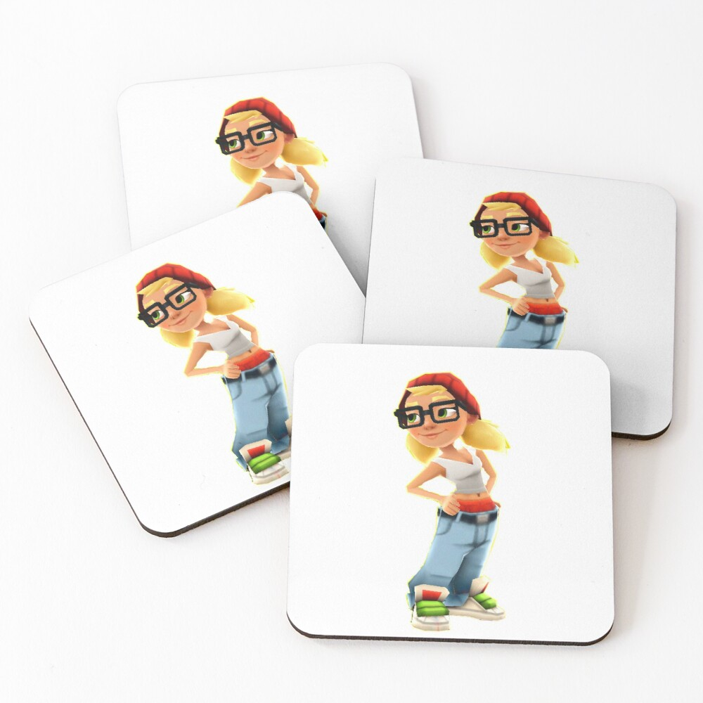 Tricky Coasters (Set of 4)