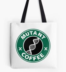 MUTANT COFFEE Tote Bag