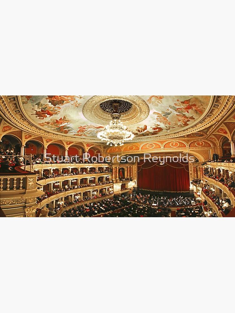 Budapest Opera House by Sparky2000
