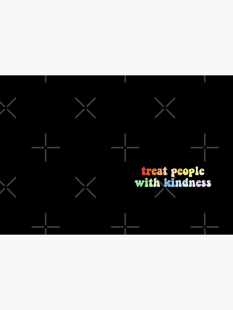 Treat People With Kindness By Harry Styles Aesthetic by torilloydjones