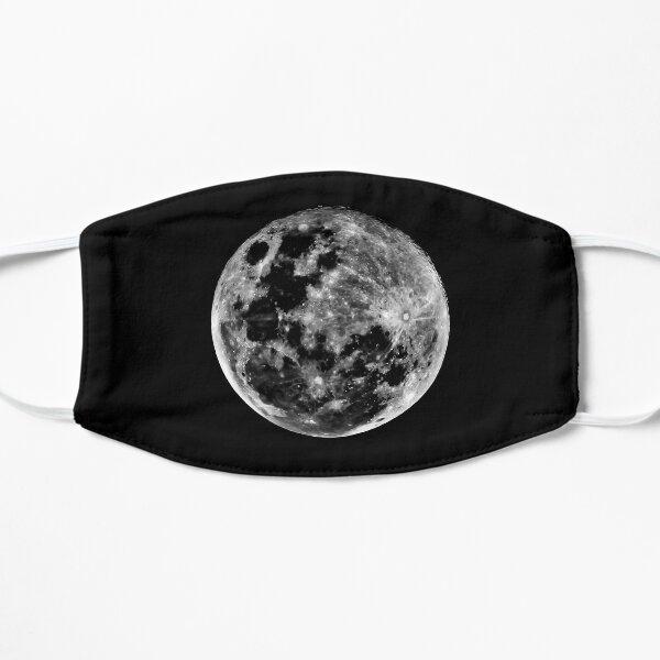 Full Moon Fever Flat Mask