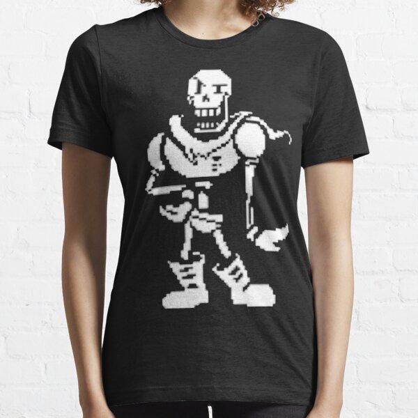 Papyrus Design Undertale Essential T-Shirt