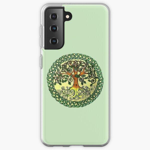 Celtic Tree of Life Samsung Galaxy Soft Case