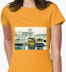 Boat houses in Vancouver T-Shirt