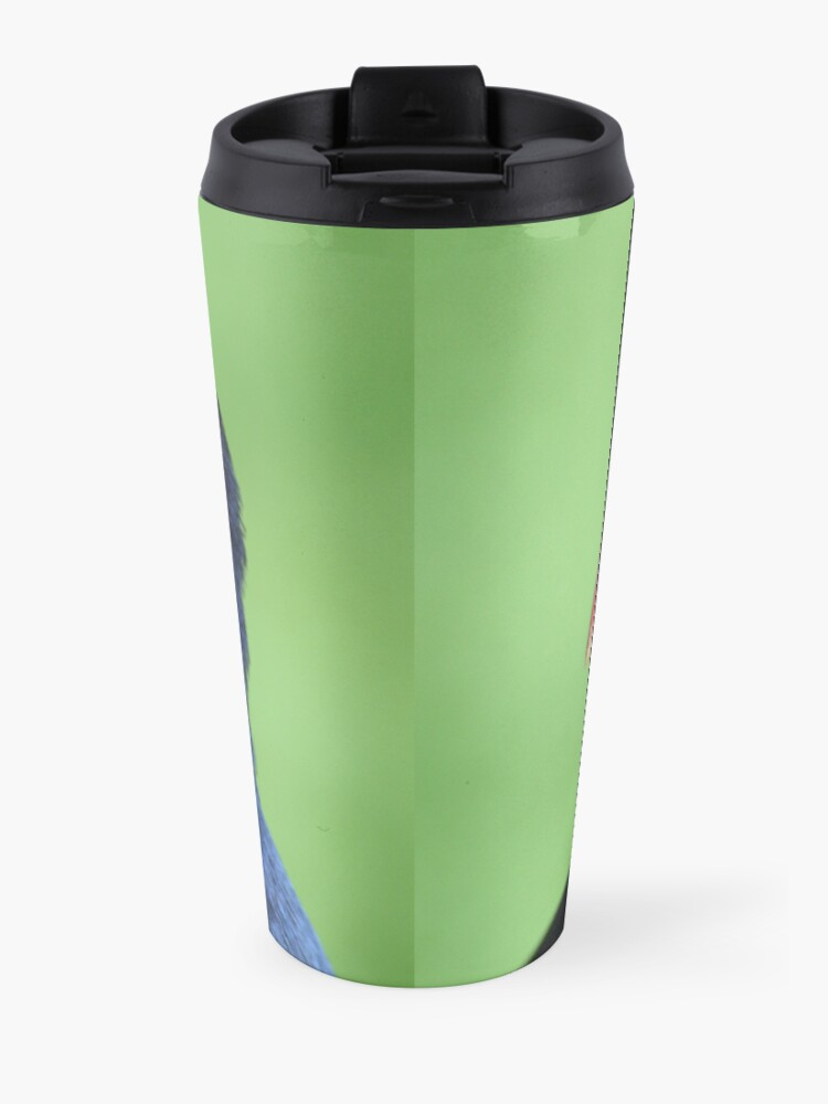 Alternate view of Purple Swamphen Travel Mug