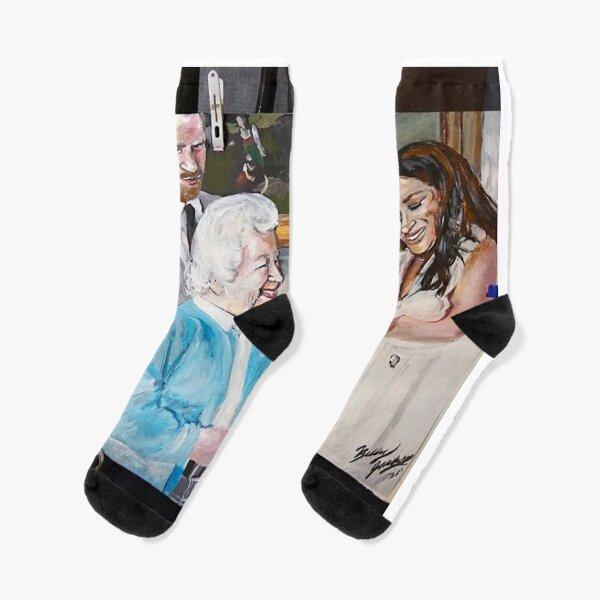Royal Family Socks