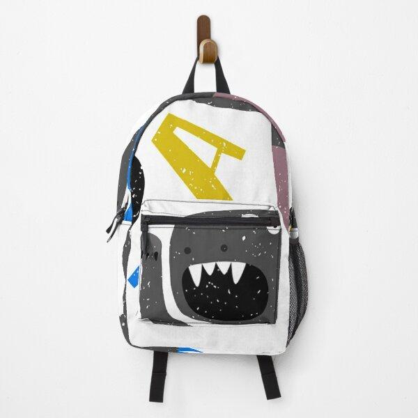 Scary growling dinosaur - Roar Backpack
