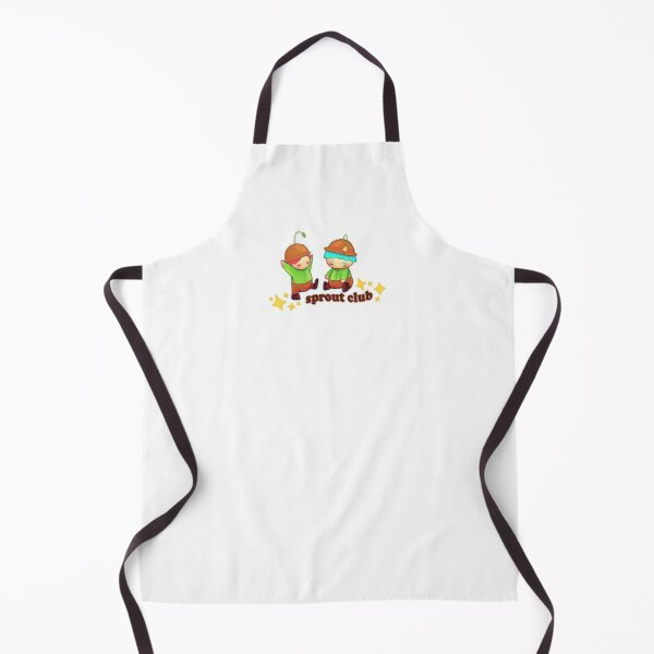 sprout club Apron