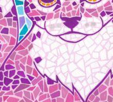 Mosaic Cat Sticker