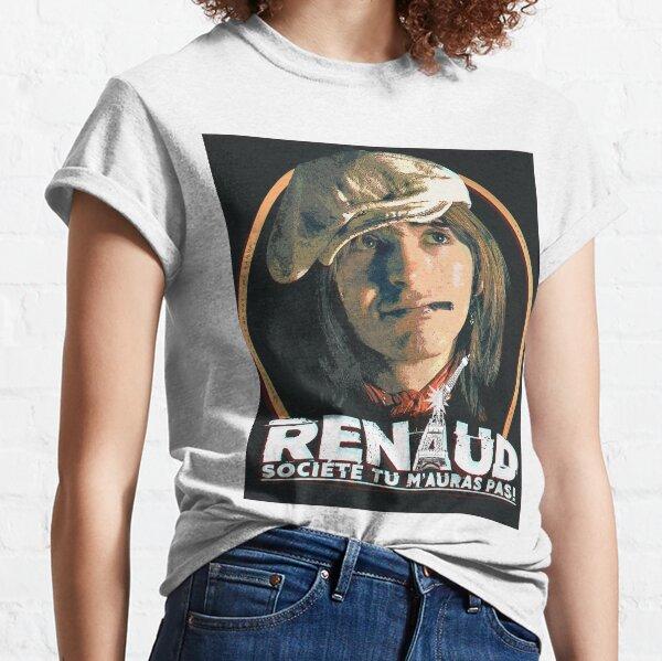 Renaud - Société Tu M'auras pas! coul. T-shirt classique