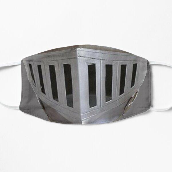 Masque de casque de chevalier médiéval 2 Masque sans plis