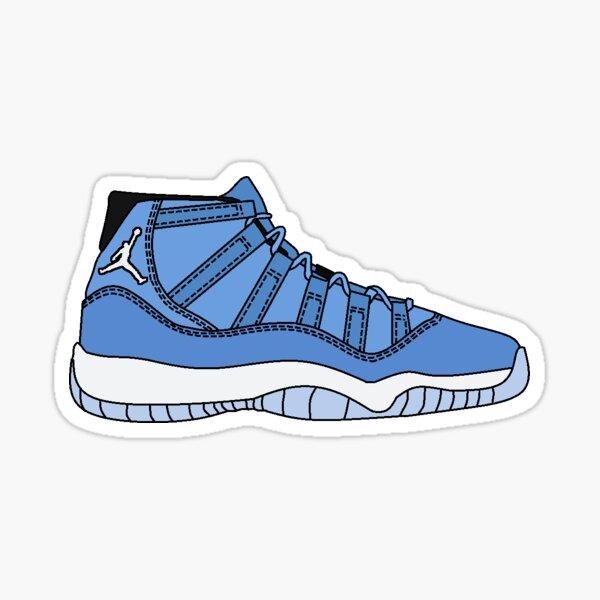 gamble blue jordans 11