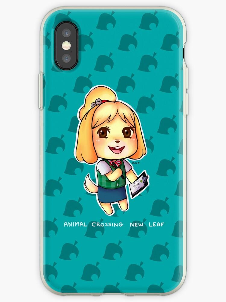 Animal Crossing New Leaf - Isabelle by NikaLagann
