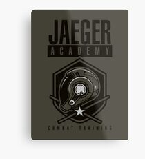 Jaeger Academy Metal Print