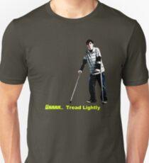 Walt Jr - Tread lightly - Large T-Shirt
