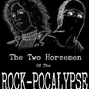 Horsemen of the Rock-pocalypse by TheGFig