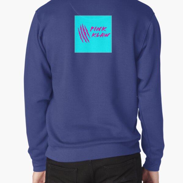 Pink Klaw Pullover Sweatshirt