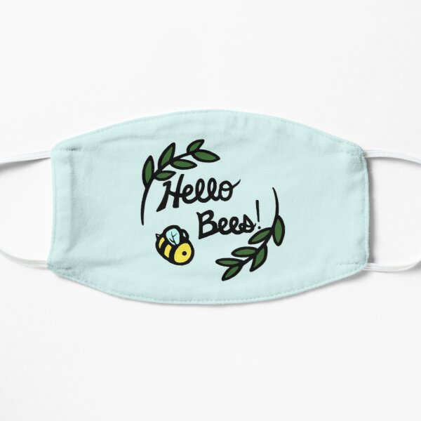 Hello Bees! Mask