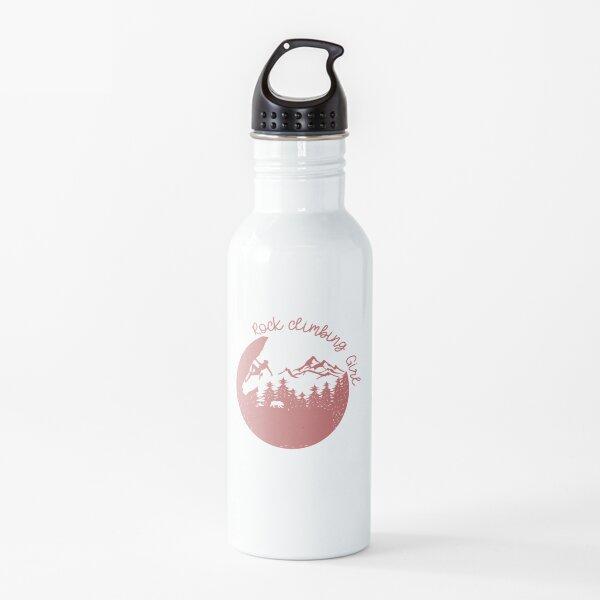 Escalada Chica, Mujer Dama Esposa Mamá Botella de agua