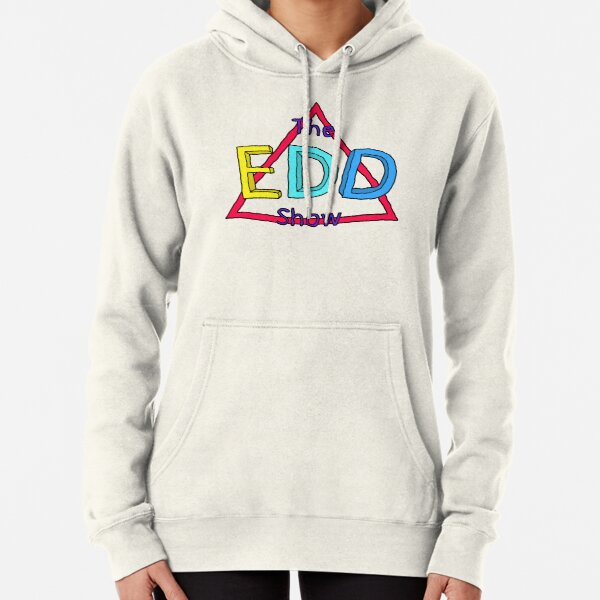 The EDD logo (color) Pullover Hoodie