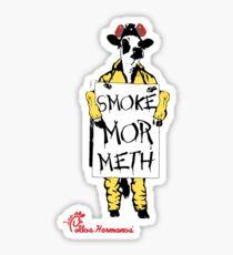 Smoke Mor Meth Sticker